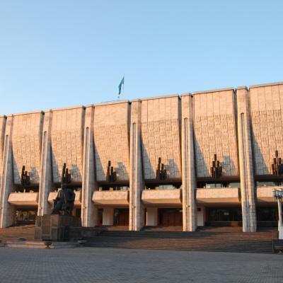 М.Әуезов атындағы Қазақ мемлекеттік академиялық драма театры