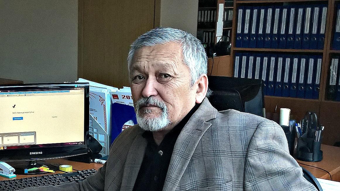 Бауыржан Нөгербек: Қай салада да  кәсіби маманның қадірі артса...