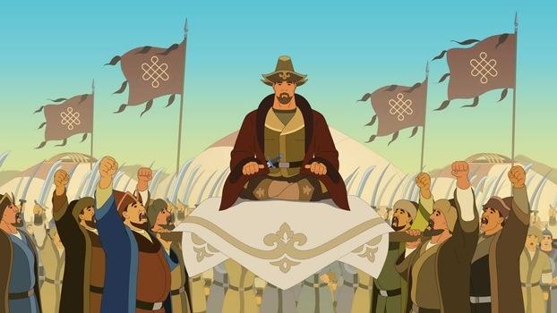 «Қазақ елі» анимациялық фильмі Каирда өткен фестивальде үш бірдей жүлдеге ие болды