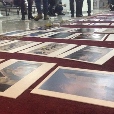 """""""Қысқы универсиада - Жүргенов студенттерінің көзімен"""" атты фотокөрме"""