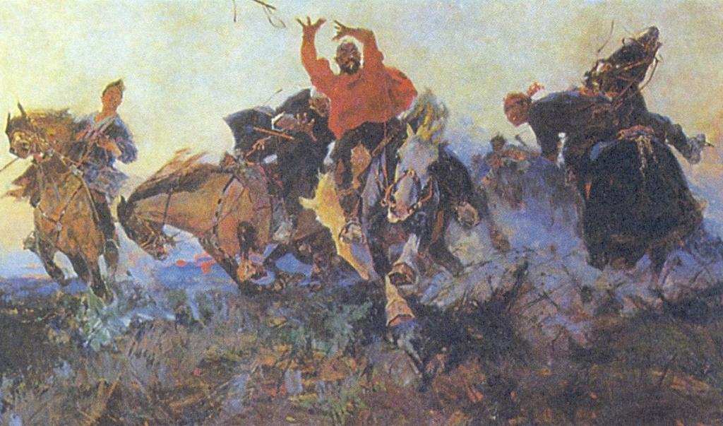 Qanafııa Teljanovtyń mereıtoılyq kórmesi ashyldy