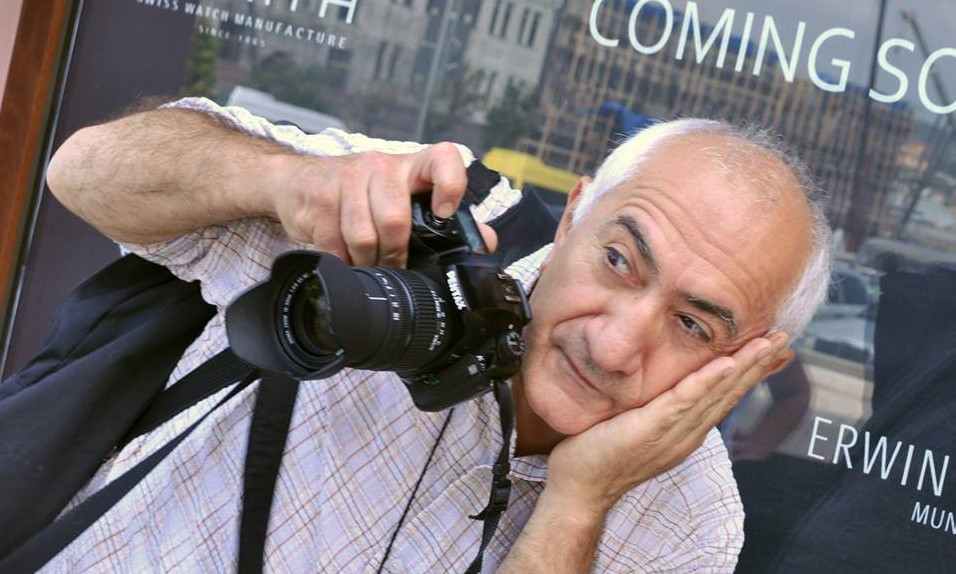 Белгілі грузин фото-кинодокументалисінің көрмесі өтеді