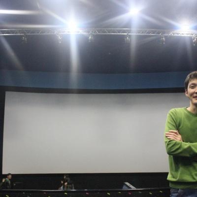 Ержан Жұмабеков: Студенттік фильмдер тың серпілістің, жаңа көзқарастың көрінісі