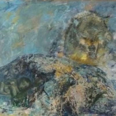 Әмірхан Балқыбек. Қасқыр құдай болған кез