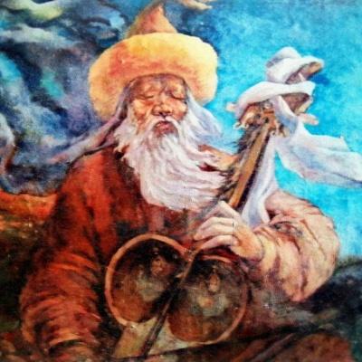 Әмірхан Балқыбек. Шыңғыс хан тыңдаған  жырдың шындығы