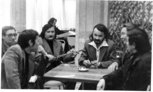 Әубәкір Рахимов. Асқар  Сүлейменовтың драматургиясы хақында