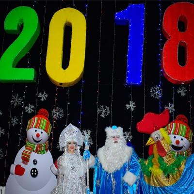 Қуыршақ театры «Су асты патшалығындағы жаңа жыл» ертегісінің премьерасын көрермен назарына ұсынды