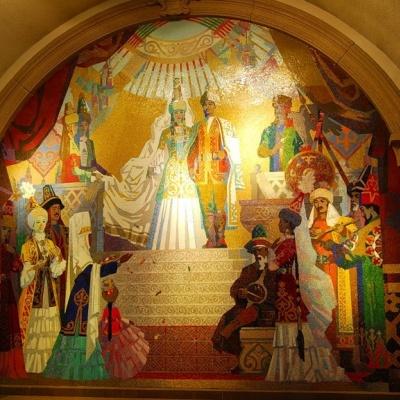 Алматы метрополитеніндегі тарихи құндылықтары