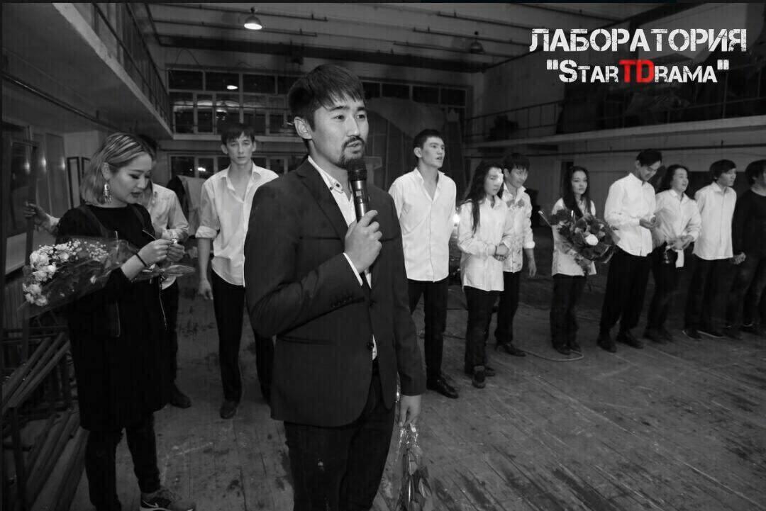 Farhat Moldaǵalıev: «StartDrama» álemdik deńgeıdegi laboratorııalyq teatr bolǵanyn qalaımyn