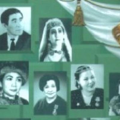 Алматыда Қазақ театр өнеріне арналған кітаптардың тұсаукесері өтеді