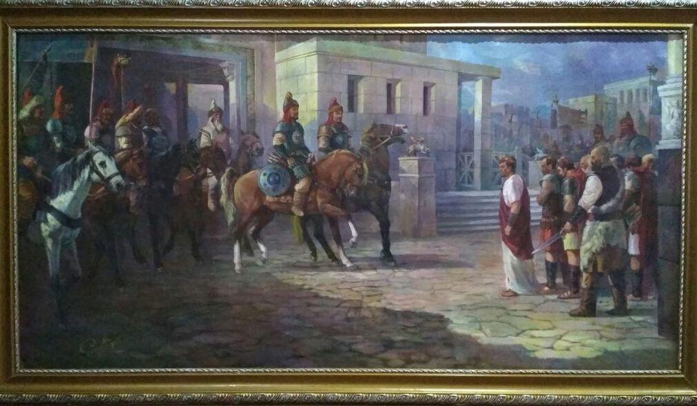 Аттиланың отаны немесе қазақ тарихының белгісіз бағыттары
