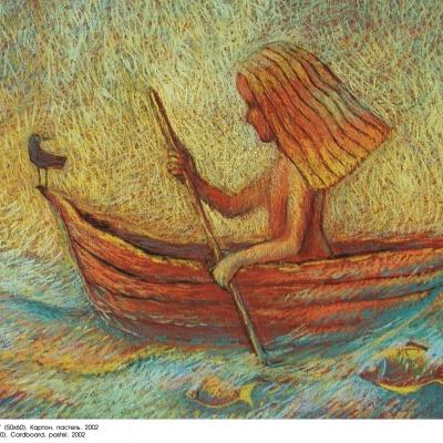 Суретші Айгүл Хакімжановның «Кең даланың әсем сәулелері аясында» атты көрмесі ашылады