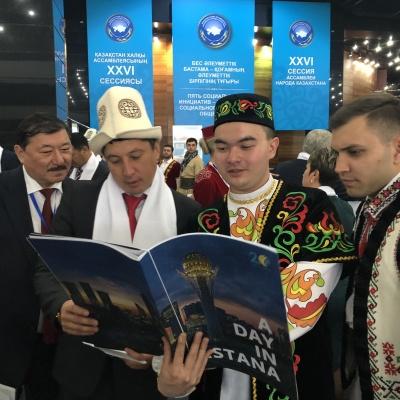Мадрид пен Мәскеуді таң қалдырған фотокөрме Астанаға келді