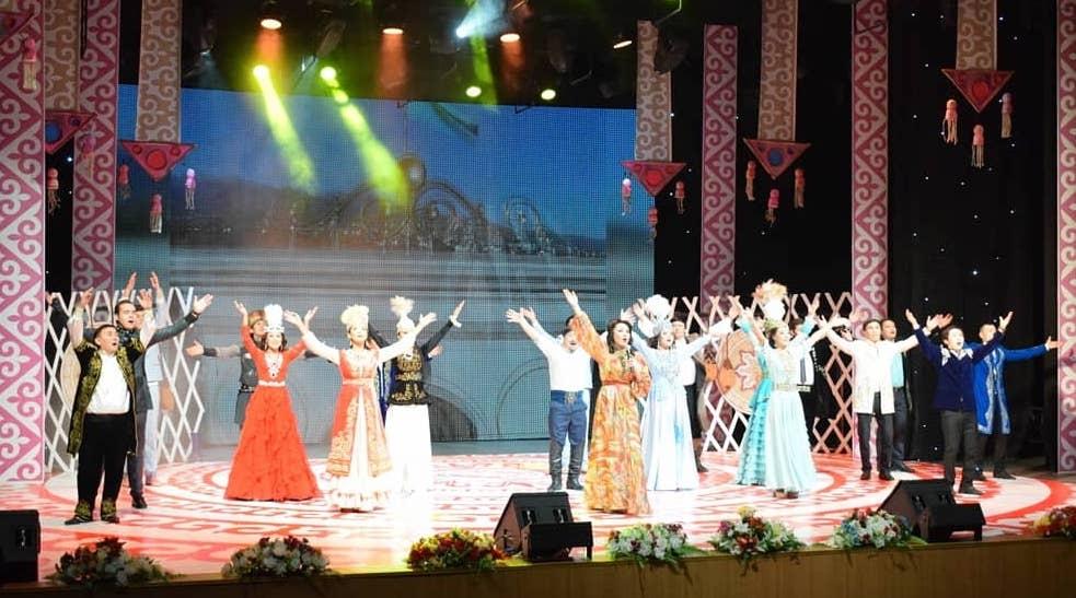 Гүлмира Тәжиева. Дәстүрлі өнер театры жағдайындағы маркетингтік қызмет