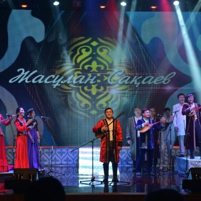 Жасұлан Сақаев: Алатау театры – мен үшін ақжолтай өнер ордасы