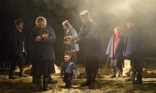 Мәншүк Тәшімова. Ересектерге арналған қойылымдар қуыршақ театрында
