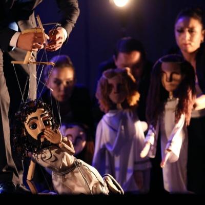 Қуыршақ театрында «Медея»