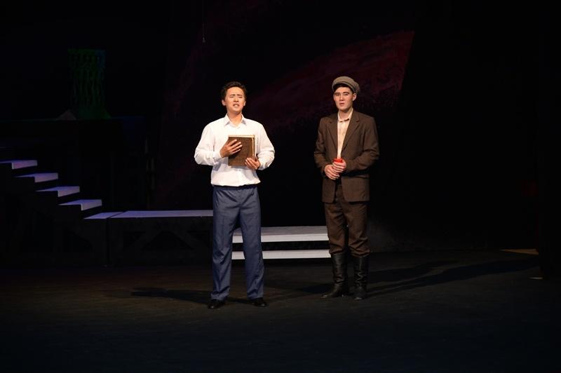 """Нарком Жүргенов"" трагедиясының тарихи һәм тәрбиелік мәні"