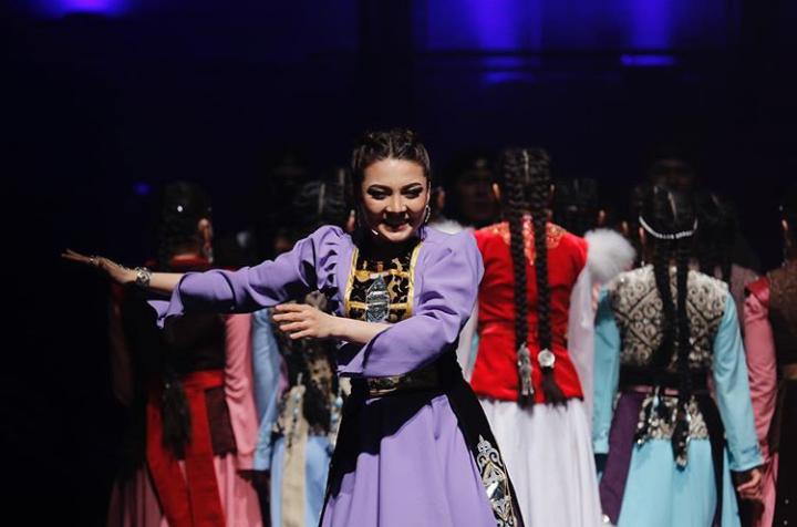 Жас талант – Шехназа Қызыханова