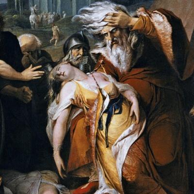 Көкше тарихындағы Король Лир