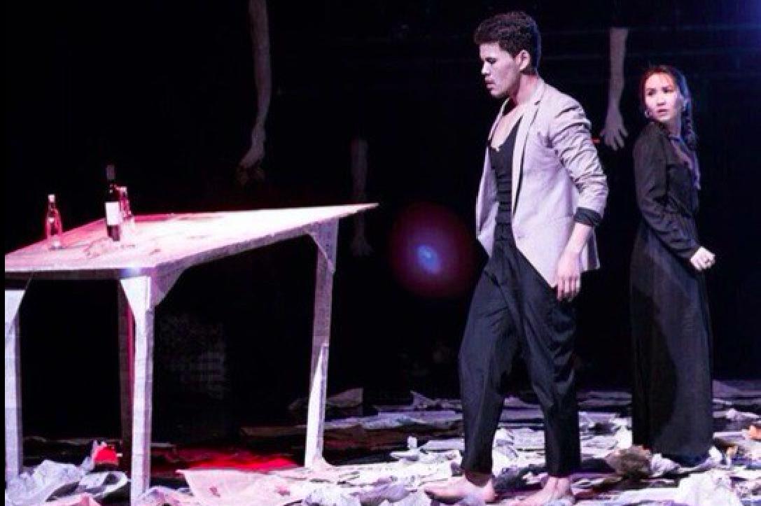 Талант, еңбек, жеміс: Жас актер Шағуан Үмбетқалиевтің актерлік портреті