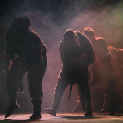 Қуыршақ театрындағы Абай бейнесі
