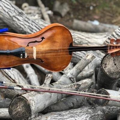 Құрманғазы оркестрінің қобызшы концертмейстерлері