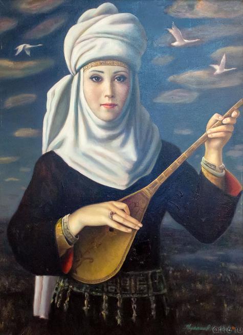 Ақын Сара, 2002