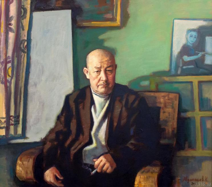 Автопортрет, 2013