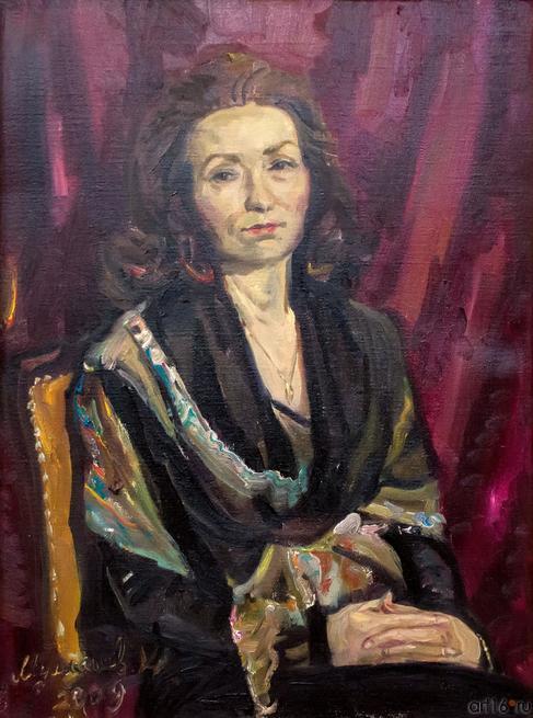 Сүйікті әйелімнің портреті, 2009