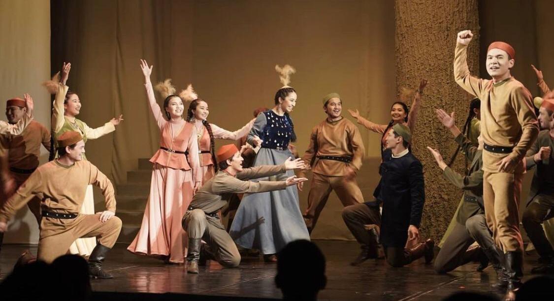 Музыкалық жас көрермен театрының тұсауы кесілді