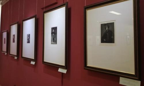 «16-17 ғасырлардағы Еуропа графикасы» көрмесі Ә.Қастеев музейінде