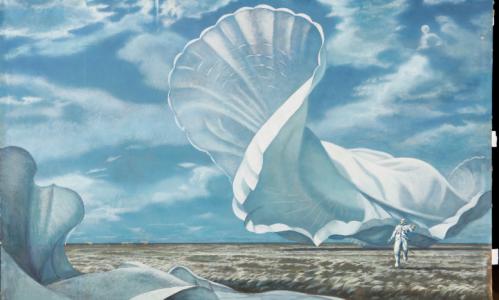 Qasteev óner mýzeıinde Adamnyń alǵash ǵaryshqa ushqanyna 60 jyl tolýyna oraı kórme usynady