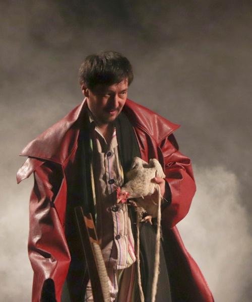 «Qora z» трагикомедиясындағы бүгінгі заман мәселесі
